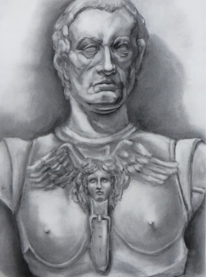 Gattamelata石膏像